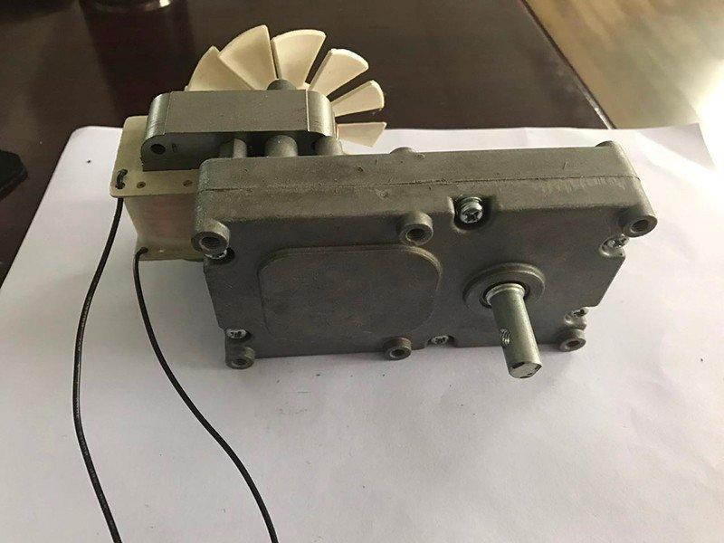 齿轮箱电机